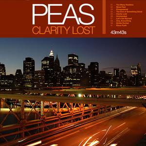 Peas: Clarity Lost