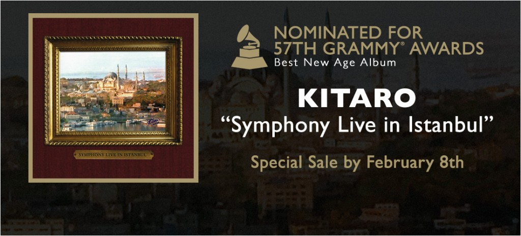 kitaro-grammy57sale