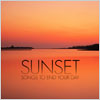 Various Artists: Sunset - songs to end your day