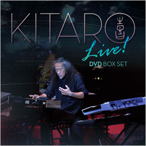 Kitaro Live DVD Box Set